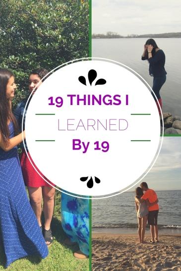 19 Things I