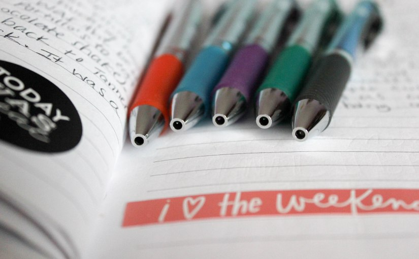 In Pursuit: Writing CoverLetters