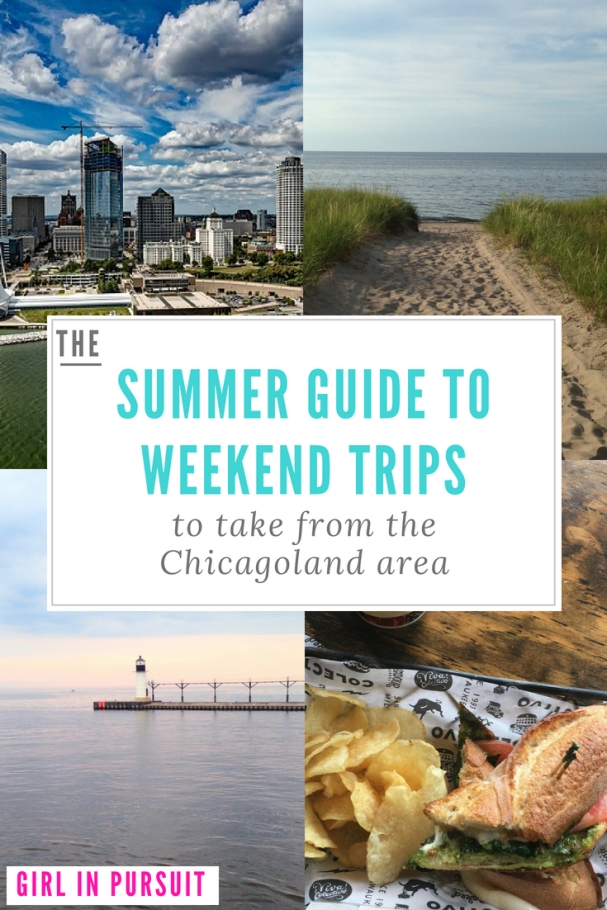 Summer Guide to Weekend Trips