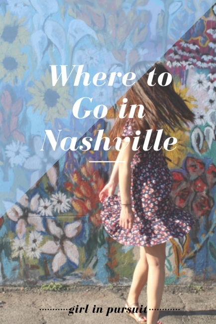 Where to Go in Nashville